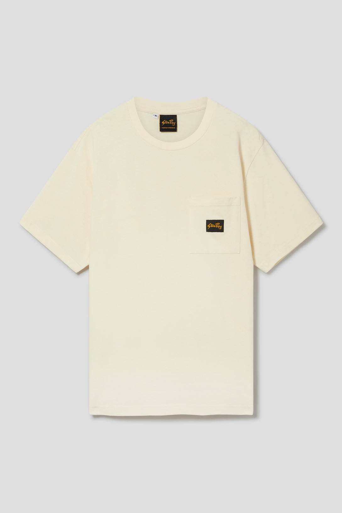 Patch Pocket Tee (Natural)