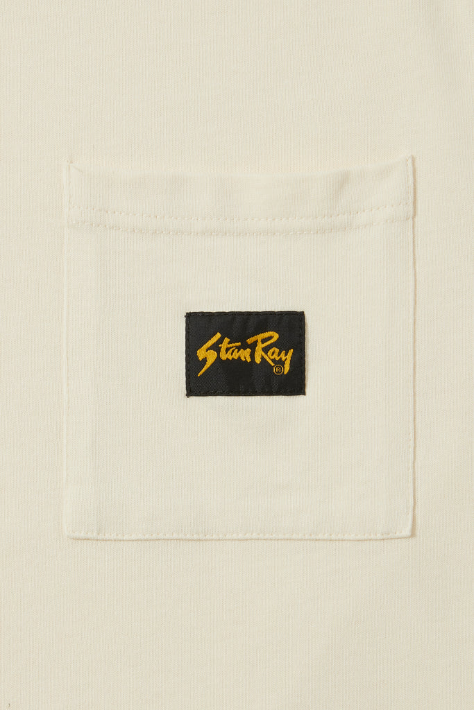 Patch Pocket Tee (Natural) - Stan Ray