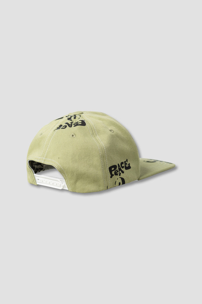Ball Cap (Peace Print)
