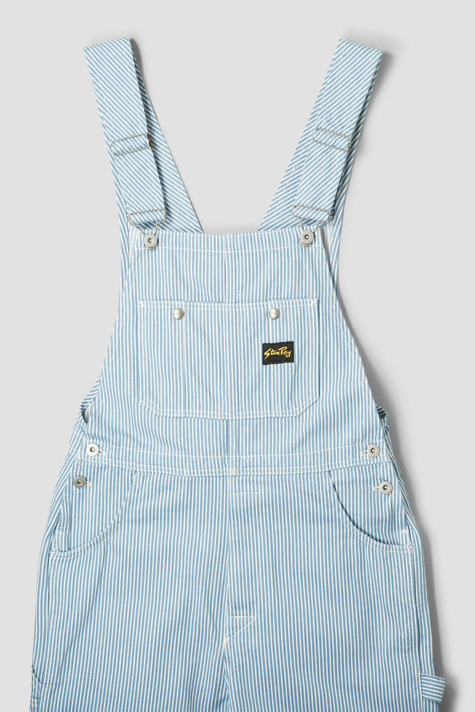 Earls Bib (Washed Hickory)