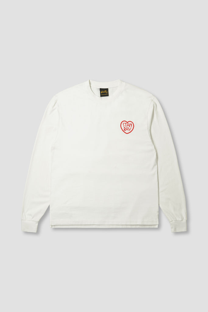 LS Melodies Tee (White)