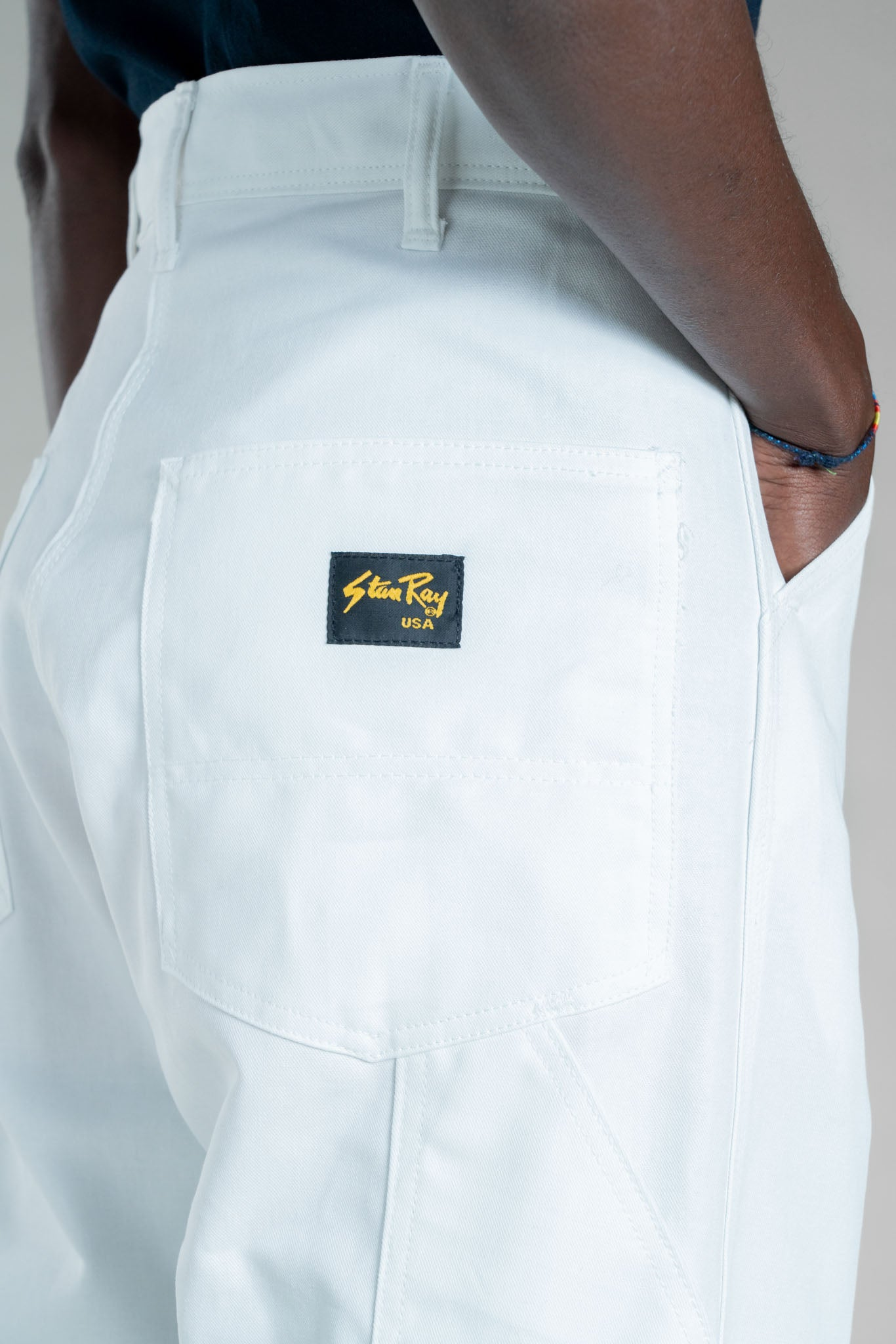 OG Painter Pant (White Drill) - Stan Ray