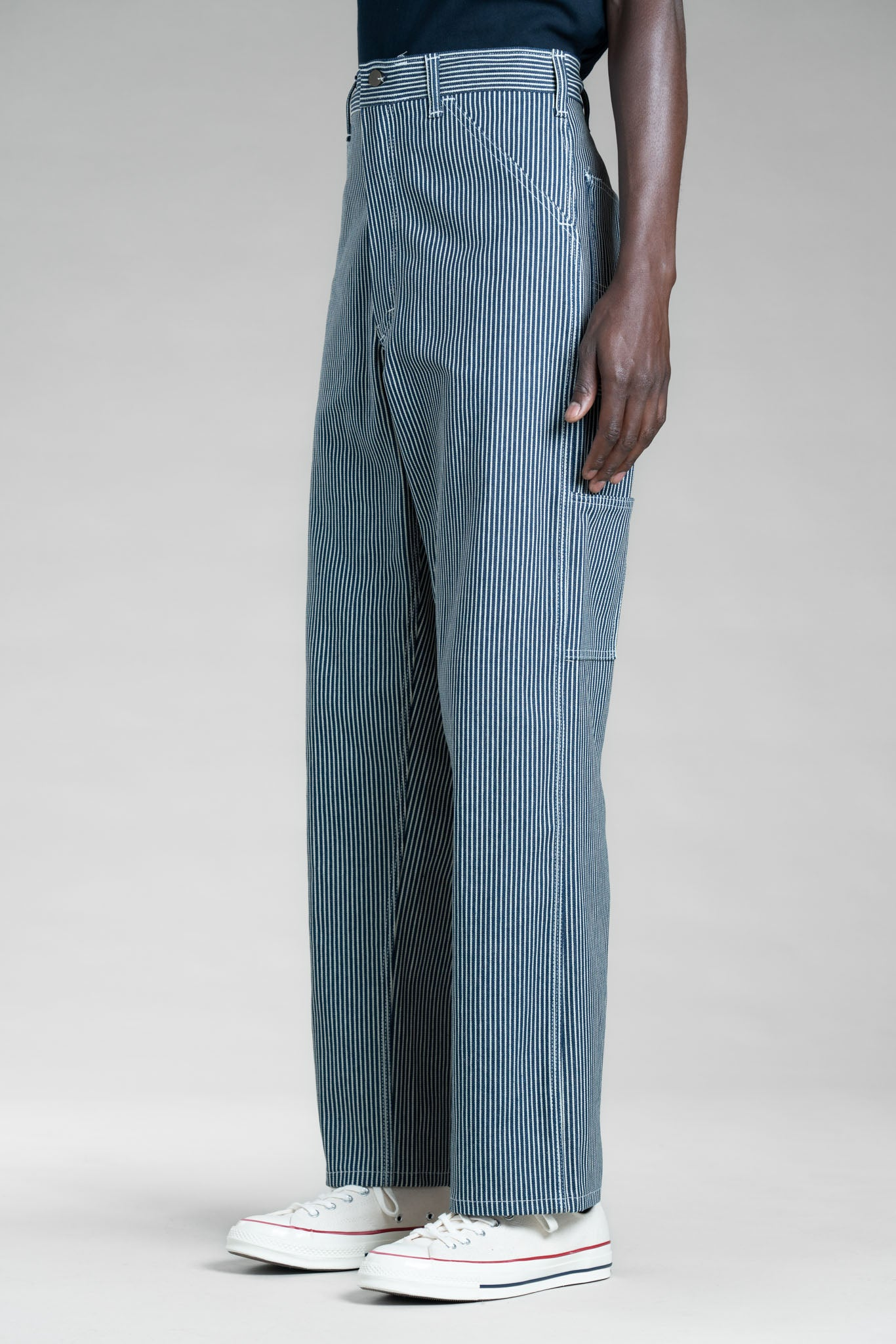 OG Painter Pant (Hickory Stripe) - Stan Ray