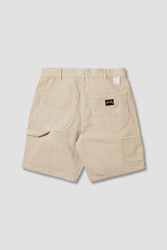 Painter Short (Khaki Hickory)