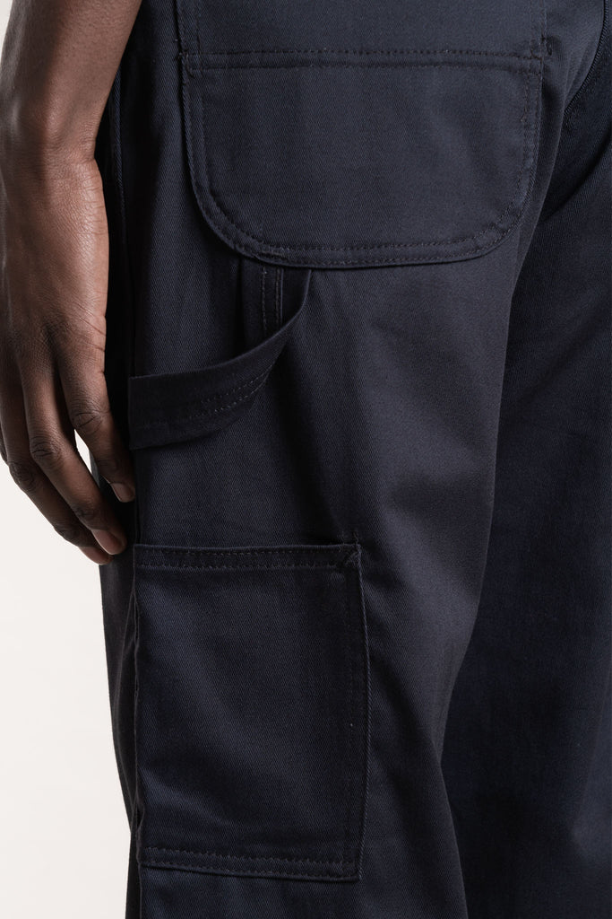 80s Painter Pant (Black Twill) - Stan Ray