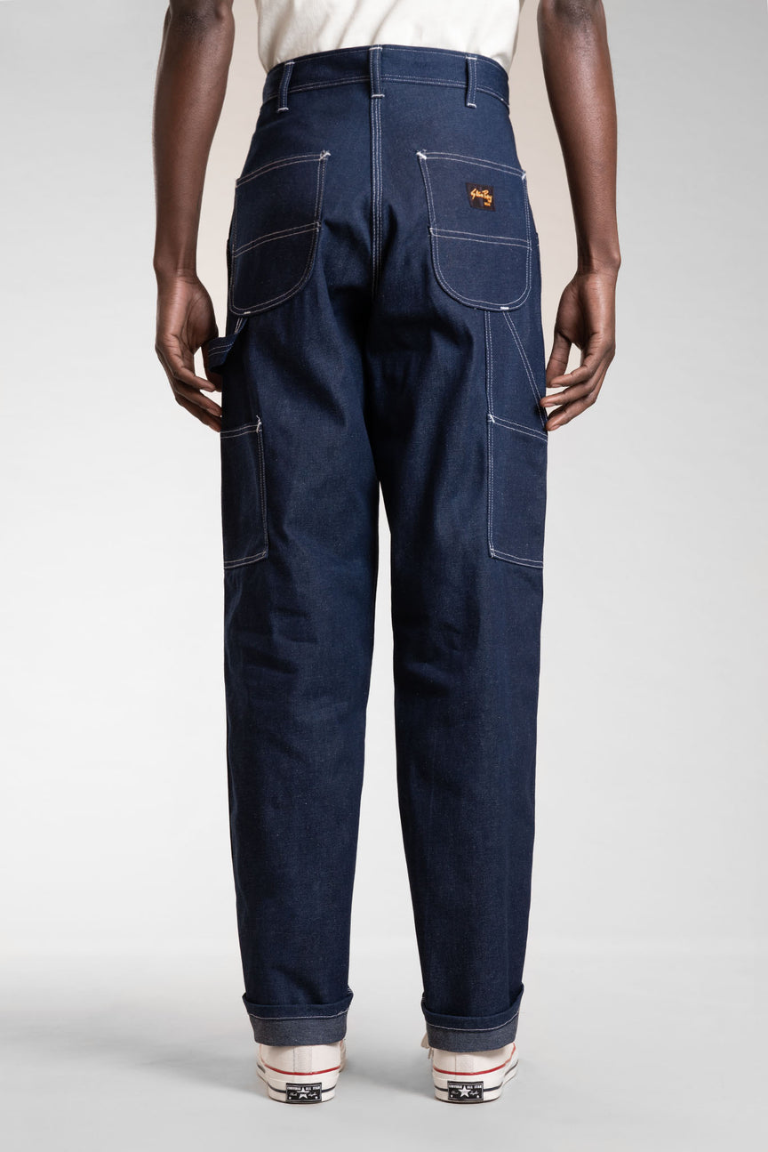 80s Painter Pant (Raw Denim) - Stan Ray