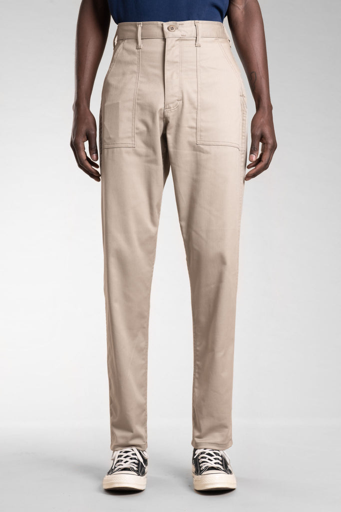 Slim Fatigue (Khaki Twill) - Stan Ray
