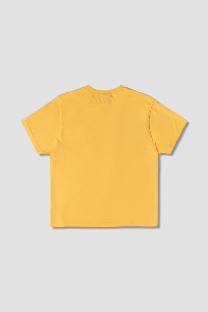 Patch Pocket Tee (Lemon)