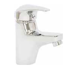Barra Xtra Mono Deck Mounted Bath Filler