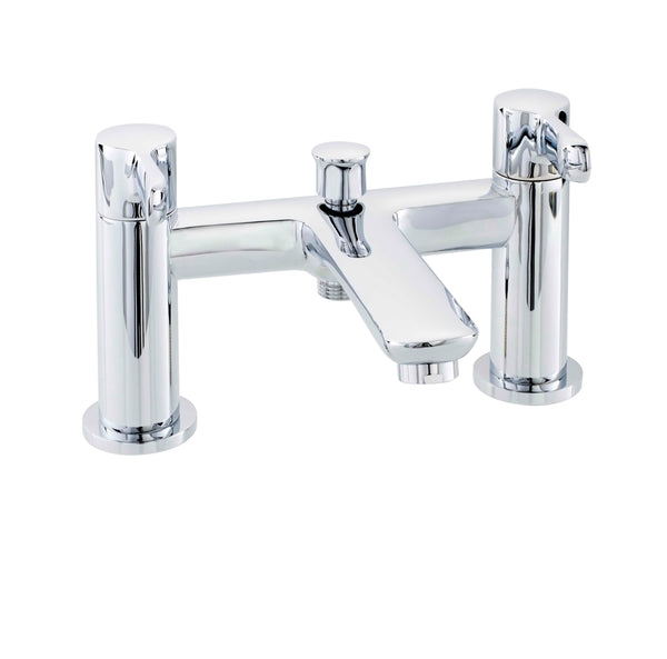 Lismore Bath Shower Mixer And Shower Kit