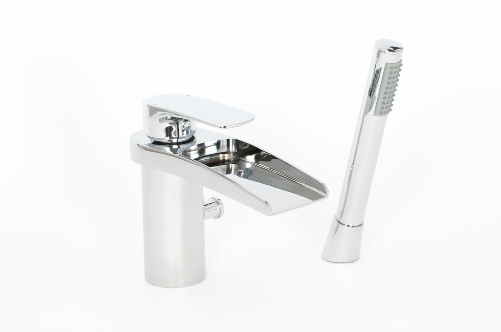 Alford Mono Bath Shower Mixer & Shower Kit