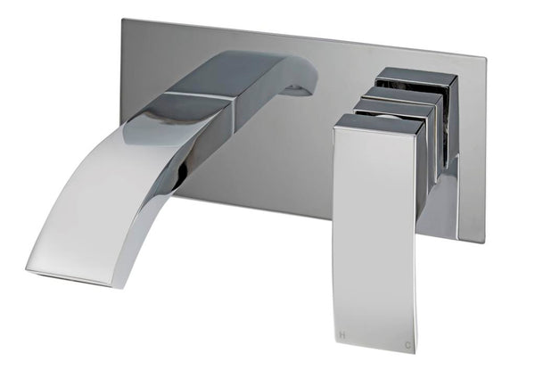 Lauder Wall Mounted Bath/Basin Mixer