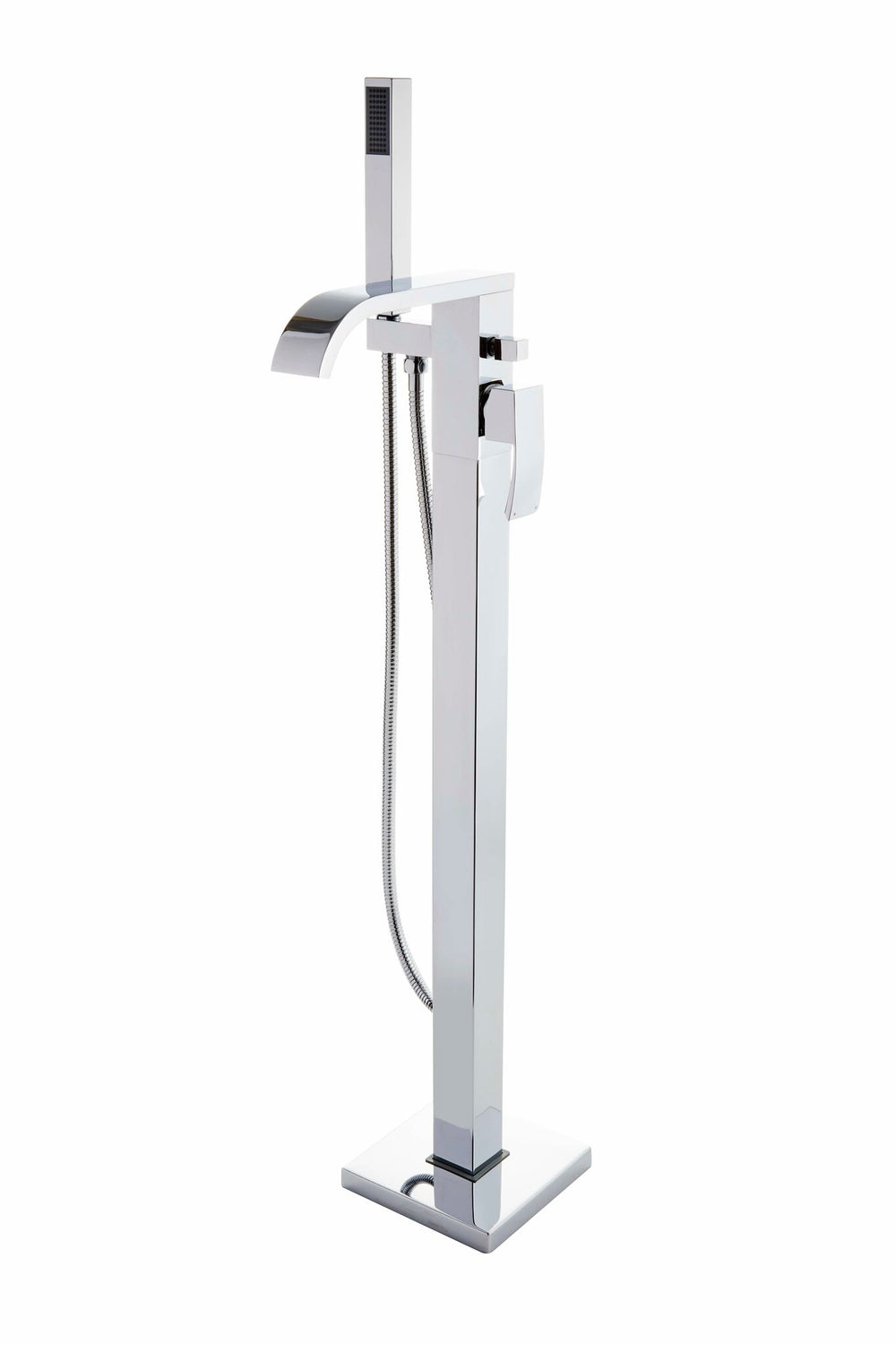 Lauder Floor Standing Bath Shower Mixer and Kit