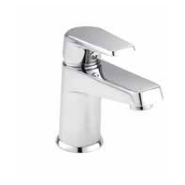 Linton Mono Basin Mixer And Push Waste