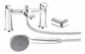 Linton Bath Shower Mixer And Shower Kit