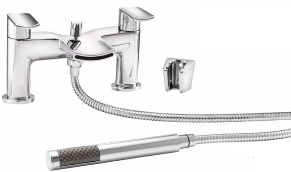 Linn Bath Shower Mixer And Shower Kit