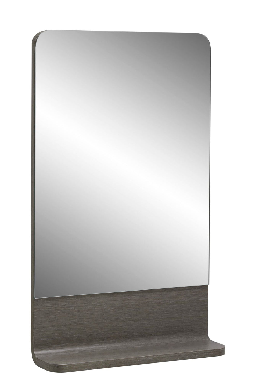 Cara 450 Mirror Shelf ASH GREY