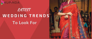 Latest Wedding Trends to Look Out For
