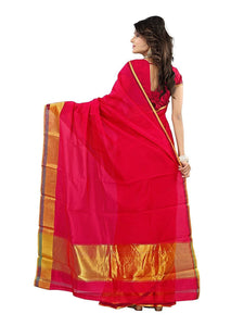 Mimosa Women's Cotton Silk Saree