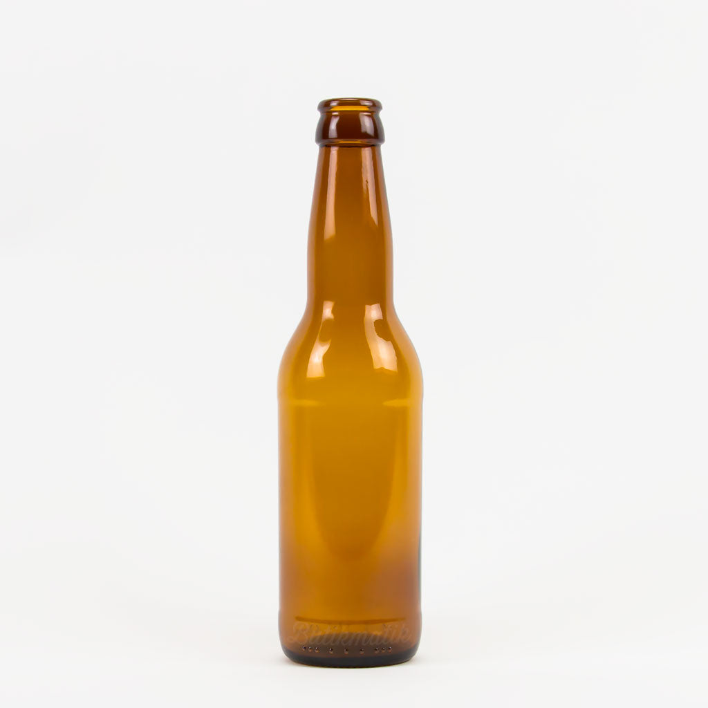 Long Neck Cam Bira Şişesi - 330 ml - Butikmatik