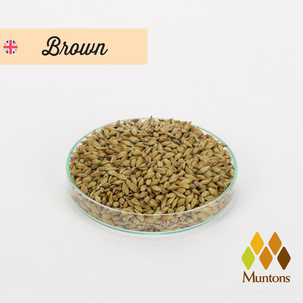 Muntons Brown Malt
