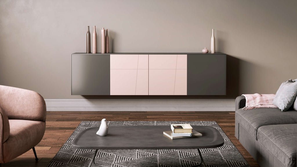 Sideboard Rosa and Amelia on IKEA Besta Norse 1024x1024