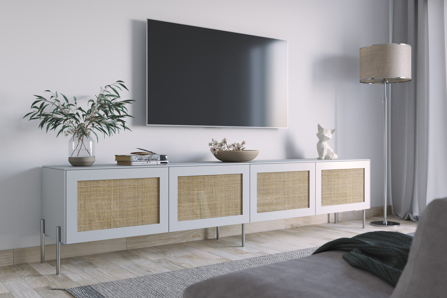 Buy Doors Sides And Tops For Ikea Tv And Media Stand Norse Interiors