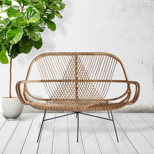 Rattan chair Form Living