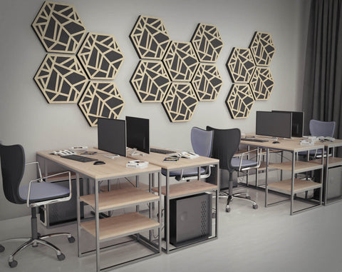 noise cancelling office panels design ideas