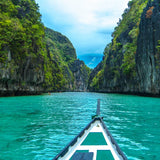 El Nido Island Hopping day tour from Puerto Princesa City