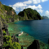 Private El Nido Island Hopping day tour from Puerto Princesa City