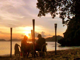 Romantic Sunset Cruise with Dinner in El Nido