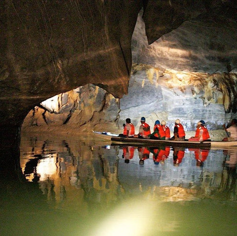 Private Underground River Tour with Zip Line Flight