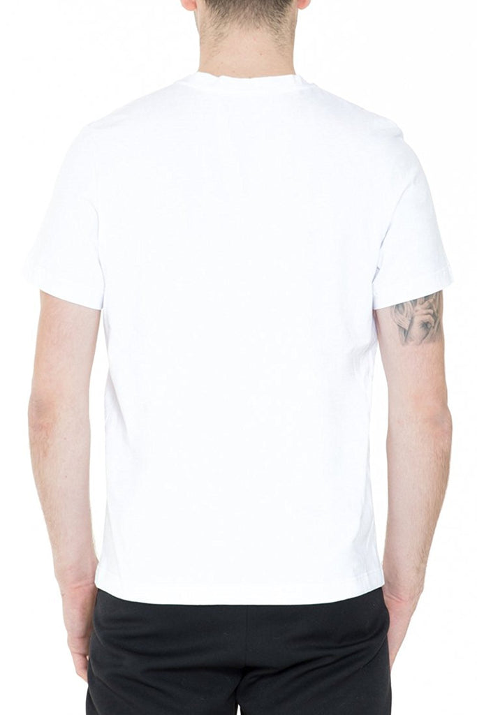 BRIIT Round Neck t-Shirt with Contrasting Print Detail