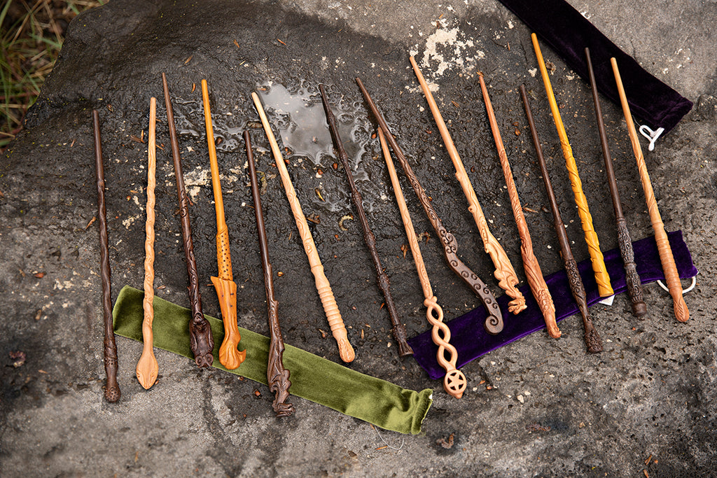 Best Wand Matchups for Harry Potter Character Halloween Costumes