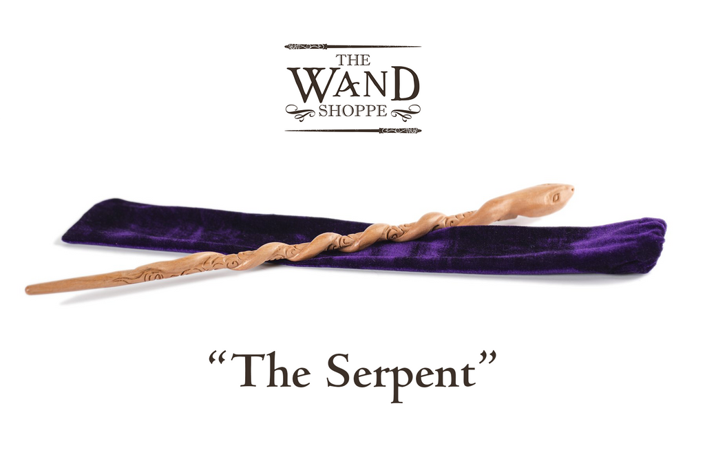 Wand Profile: The Serpent