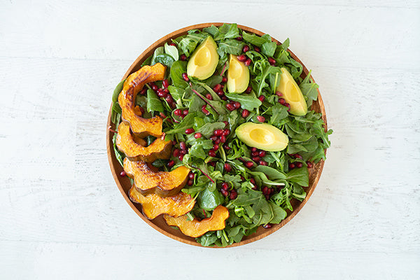 Be Well By Kelly, Autumn Salad Recipe