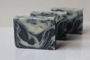Black Royalty Soap W/Activated Charcoal