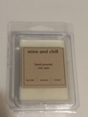 Wine and Chill Wax Melts