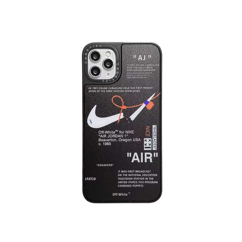 COQUE NIKE OFF-WHITE