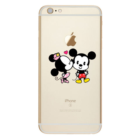 coque mickey et minnie iphone 8