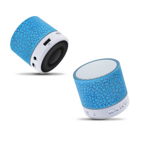 Mini Haut Parleur LED Portable - HypeTechShop