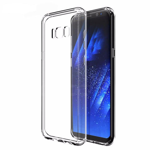Coque Transparente Galaxy S8/S8+ - HypeTechShop