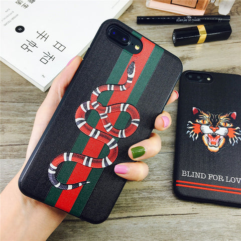 Coque Gucci Relief - HypeTechShop