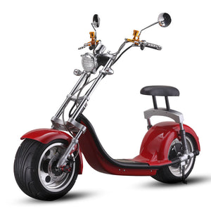 1200W high quality 2 wheel electric scooter