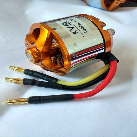 High Quality 5050 400KV 1375W Outrunner Motor