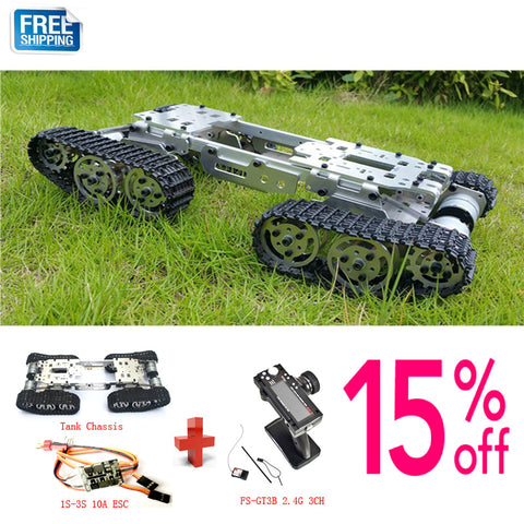Truck Robotic chassis kit