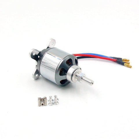 5060 540KV RC brushless outrunner motor 6s lipo for hobby model large scale airplanes