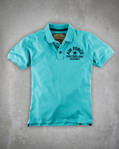 POLO HOMME AFAS Star Edition Sky Blue