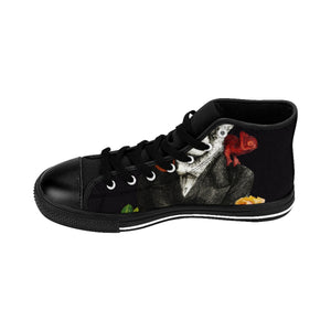 Women's High-top Sneakers Charles